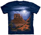 Desert Nightscape T-shirts