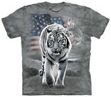 Patriotic Tiger T-Shirt