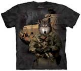 Lonewolf T-shirts