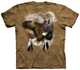 Eagle Shield T-shirts