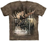 Moose Forest T-shirts