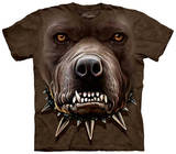 Zombie Pit Bull T-shirts