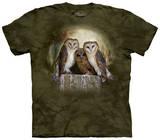 Three Owl Moon T-Shirt