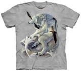 White Wolf Spirit T-Shirts