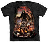Deaths Pack T-Shirt