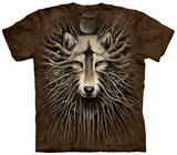 Wolf Roots T-shirts