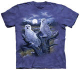 Snowy Owls T-shirts