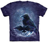 Celtic Raven T-shirts