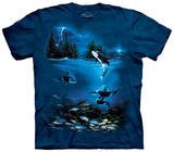 Stormy Night T-shirts