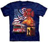 Fireman Flag Shirts