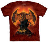 Harbinger Of Fire T-shirts