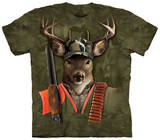 Hunter Buck T-shirts