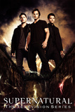 Supernatural - Trio TV Poster Poster
