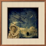 Later That Night Framed Photographic Print by Lydia Marano