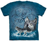 Celtic Wolf T-shirts