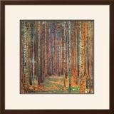 Tannenwald (Pine Forest), c.1902 Posters by Gustav Klimt