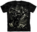 Pale Horse - Glow in the Dark T-Shirt