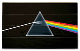 Pink Floyd - Dark Side Of The Moon - Ahşap Tabela