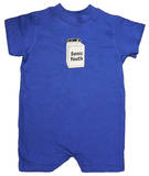 Infant: Sonic Youth - Baby Washer Romper Body