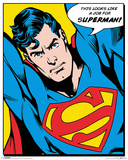 Superman - Quote Billeder