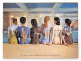 Pink Floyd - Back Catalogue Wood Sign Panneau en bois