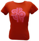 Juniors: Spoon - Red Logo T-Shirt