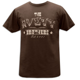 The Avett Brothers - Brown Tavern T-shirts