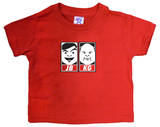Toddler: Tenacious D - Baby Obey T-Shirts
