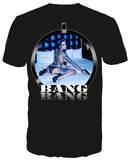 Bang Bang T-shirts by Daveed Benito