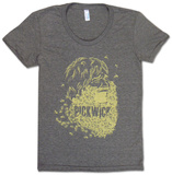 Juniors: Pickwick - Bee Beard (Tri-Blend) T-shirts