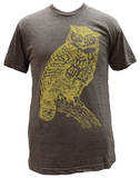 Maps & Atlases - Owl (Tri-Blend) Shirts