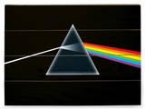 Pink Floyd - Dark Side Of The Moon Panneau en bois