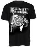 Breakfast Of Champions T-Shirt by Daveed Benito