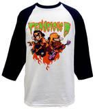 Tenacious D - Krewson (Raglan) T-Shirts