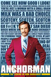 Anchorman (Quotes) Posters