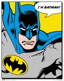 Batman Quote - Poster