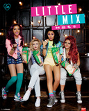 Little Mix Popcorn Music Poster Pósters
