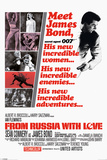 James Bond - From Russia With Love Poster