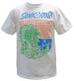 Sonic Youth - Savage Tshirt