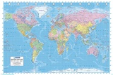 World Map (2013 Version) Plakater