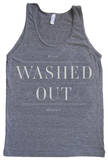 Washed Out - Black Within and Without (Tri-Blend) T-Shirt