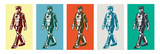Doctor Who - Walking Cyberman Posters