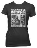 Juniors: Sonic Youth - Conquest T-Shirt