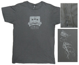 Sonic Youth - Destroyed Vintage Taping Shirts