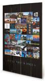 Pink Floyd - 40th Anniversary Wood Sign Panneau en bois
