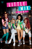 Little Mix - Popcorn Prints