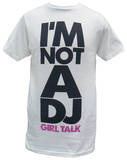 Girl Talk - I Am Not a DJ T-shirts