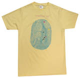 Washed Out - Yellow Egg T-shirts