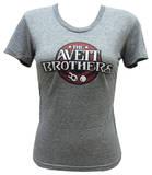 Juniors: The Avett Brothers - Guitar Banjo (Tri-Blend) T-Shirt