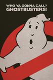 Ghostbusters (Logo) Print